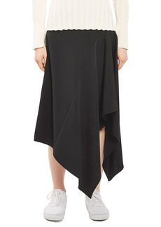 Topshop Boutique Asymmetrical Skirt