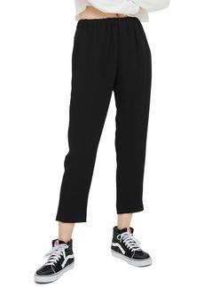 Topshop Boutique Drawcord Jogger Pants