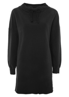 Topshop Boutique Drawstring Sweater Dress