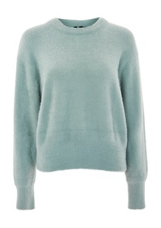 Topshop Boutique Feather Knit Sweater