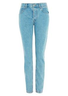 Topshop Slim Straight Leg Jeans