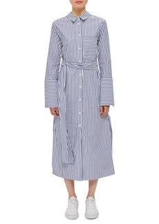 Topshop Boutique Stripe Shirtdress