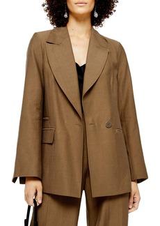 Topshop Boxy Jacket