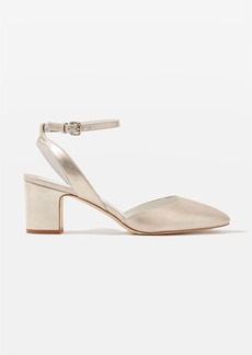 Topshop Bride Beryl Ankle Strap Pumps (Women)