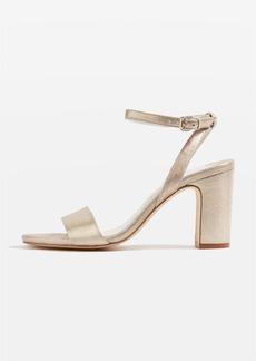 Topshop Bride Bette Ankle Strap Sandals (Women)