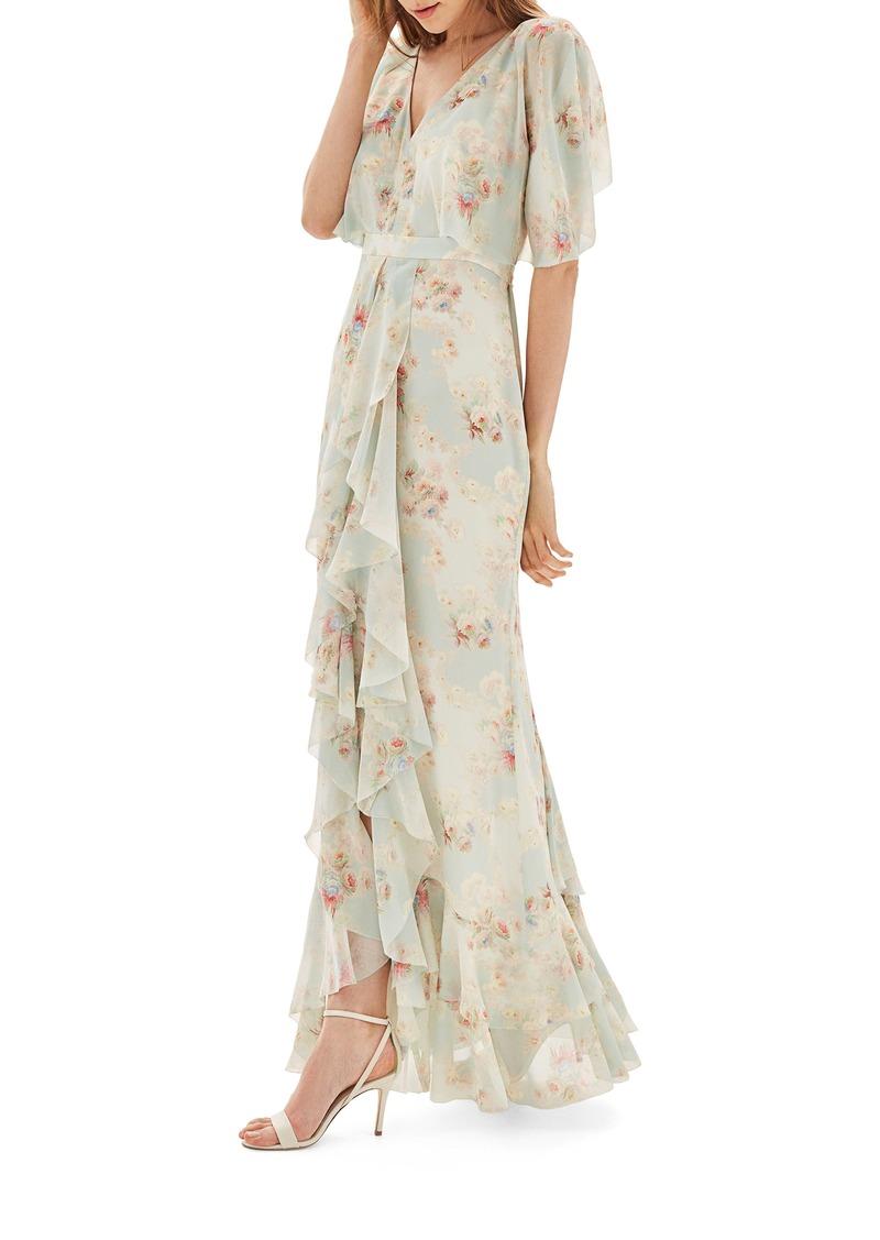 a75d987dedd Topshop Topshop Bride Cascade Gown
