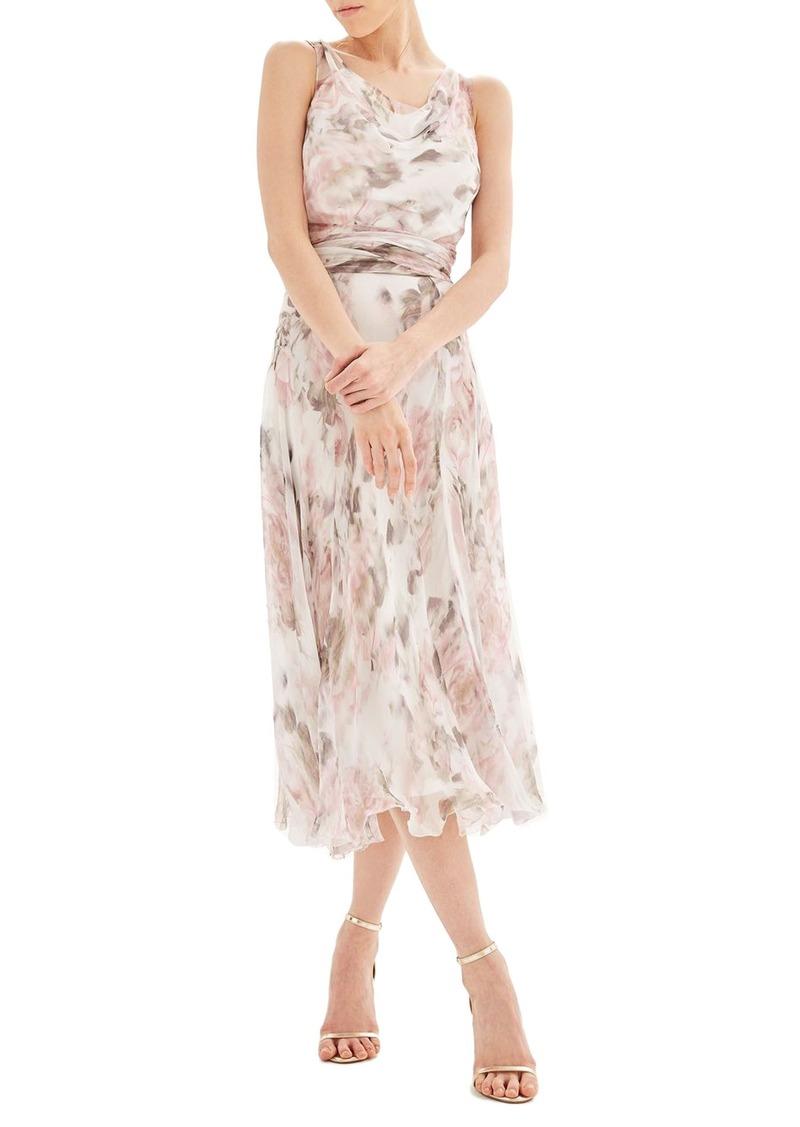 5200b37cc6b Topshop Topshop Bride Silk Midi Dress