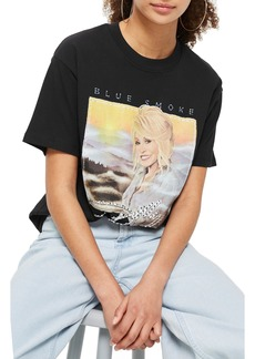 Topshop by And Finally Dolly Parton Tee