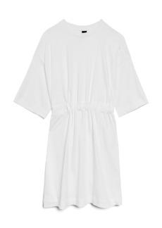 Topshop Boutique Drawcord T-Shirt Dress
