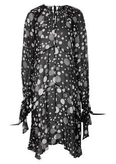 Topshop Boutique Humbug Gospel Silk Dress