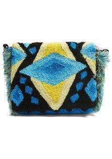 Topshop Caicos Fringed Crossbody Bag