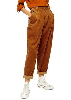 Topshop Caitlin Corduroy Trousers