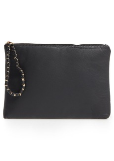 Topshop Cambell Puff Wristlet