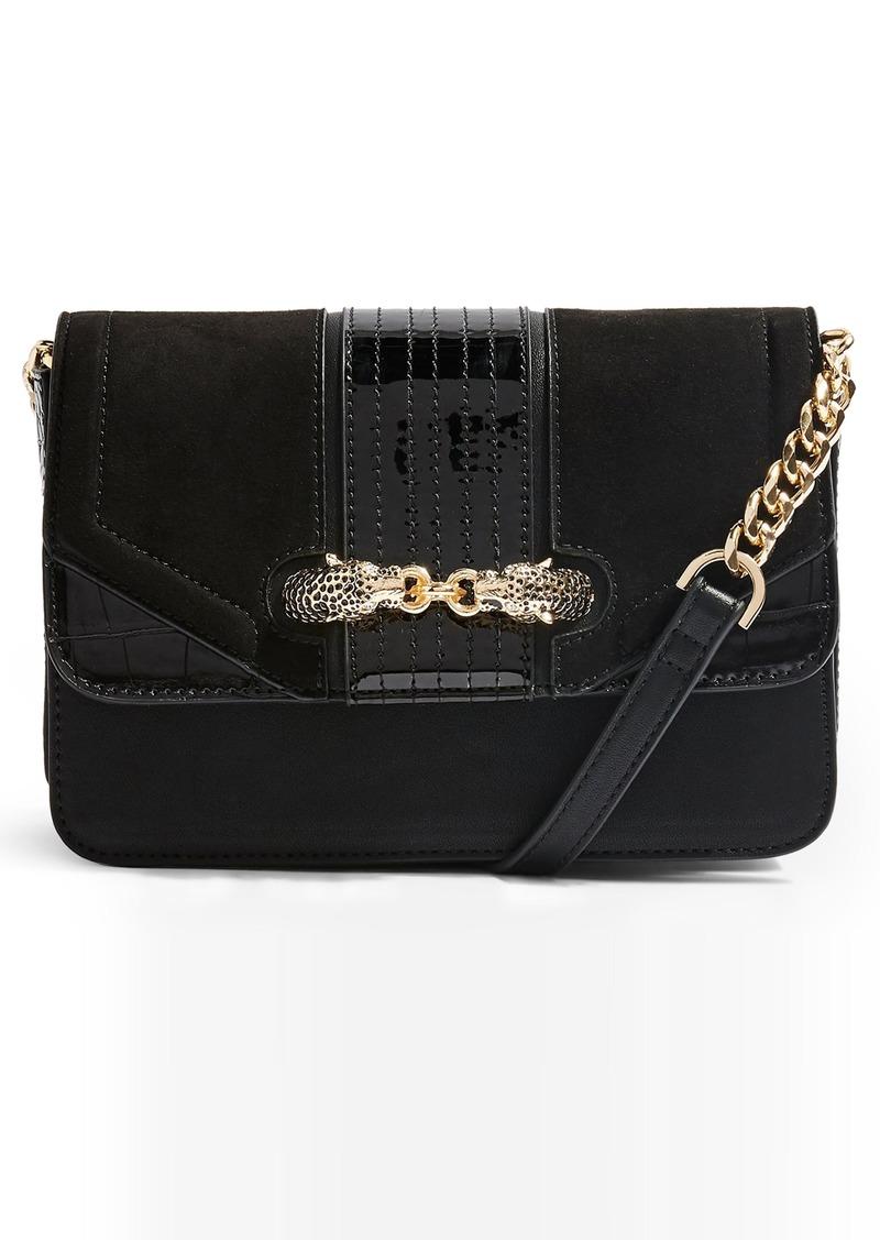 44fe338eb Topshop Topshop Cheetah Crossbody Bag   Handbags