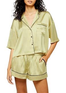 Topshop Chloe Short Pajamas