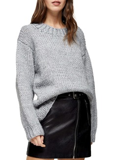 Topshop Chunky Knit Sweater