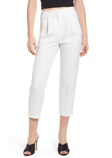 Topshop Clean Pocket Peg Trousers