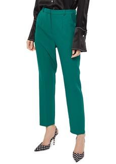 Topshop Cory Cigarette Suit Trousers