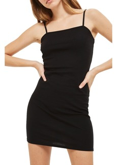 Topshop Cotton Jersey Body-Con Dress
