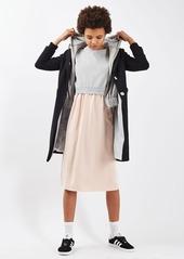 Criss Cross Midi Dress