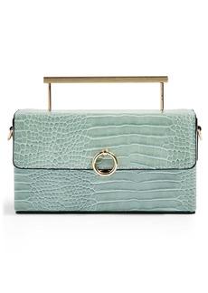 Topshop Croc Boxy Grab Bag