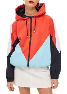 Topshop Dallas Windbreaker Jacket