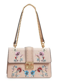 Topshop Darcy Floral Shoulder Bag