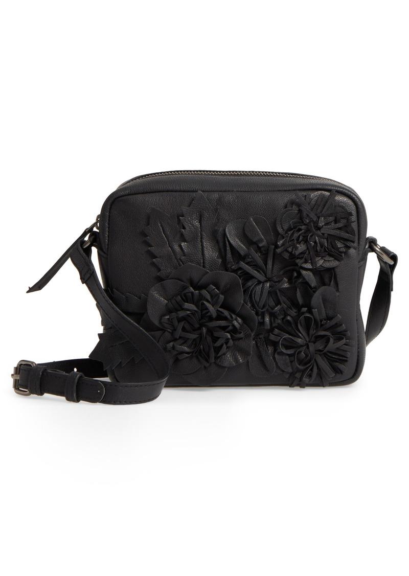 Topshop Topshop Elise Floral Leather Crossbody Bag | Handbags