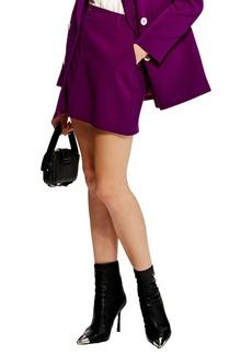 Topshop Eliza Pelmet Miniskirt