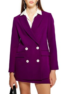 Topshop Eliza Suit Jacket