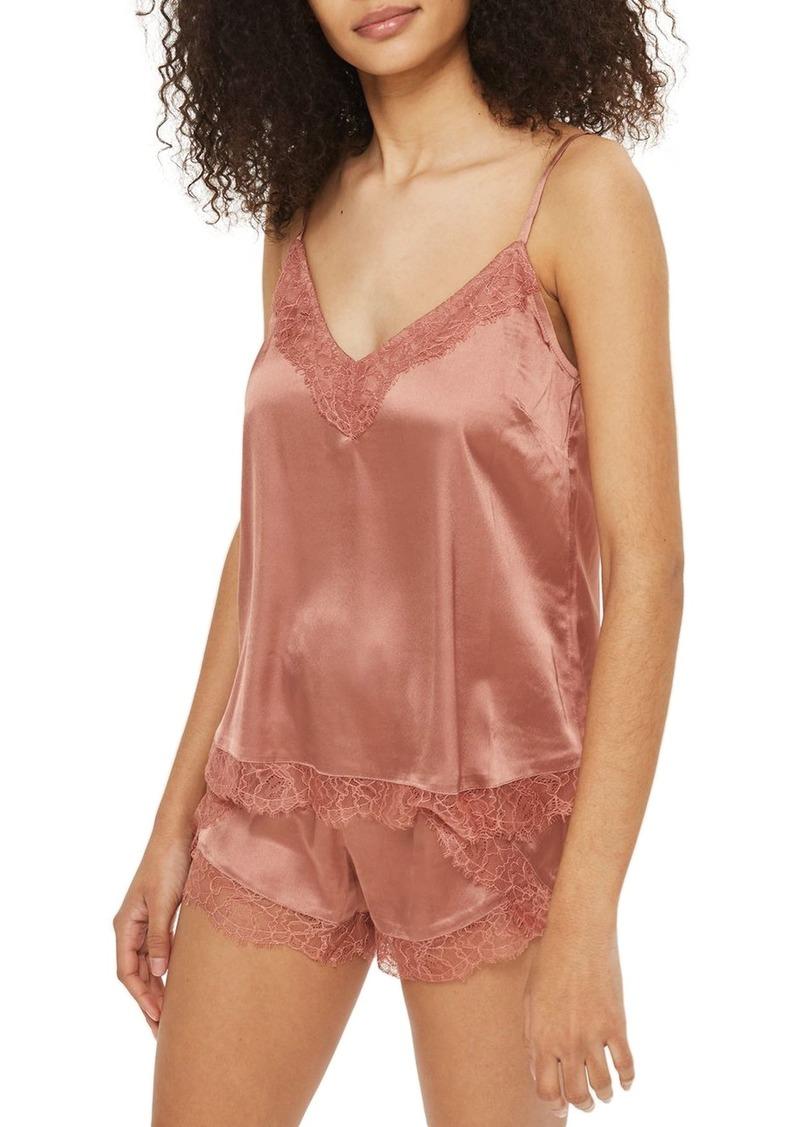 65dab6407405 Topshop Topshop Ella Lace Short Pajama Set