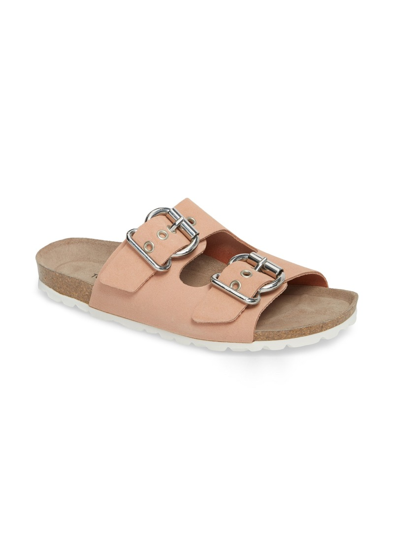 Topshop Finch Buckle Slide (Women)
