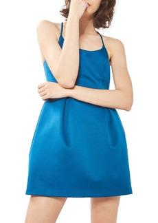 Topshop Fit & Flare Minidress