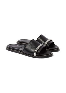 Topshop Flash Bar Slide Sandal (Women)