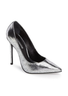 Topshop Gamble Pointy Toe Pump (Women)