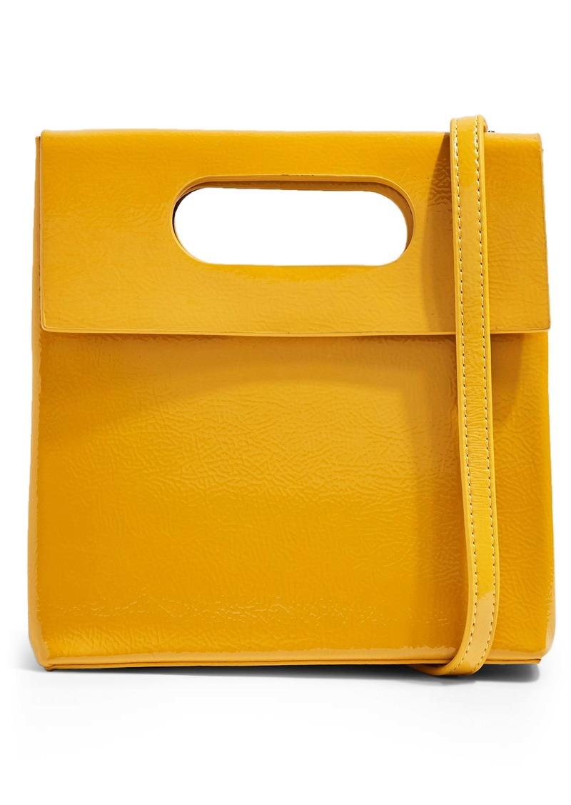 Topshop Gem Flap Handle Grab Bag