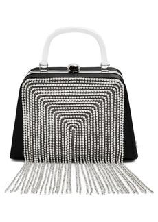 Topshop Glitter Handbag
