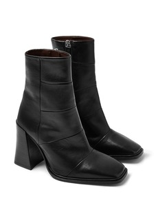 Topshop Hartley Square Toe Boot (Women)