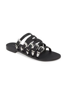Topshop Heston Slide Sandal (Women)