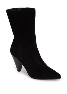 Topshop Hollie Pointy Toe Bootie (Women)