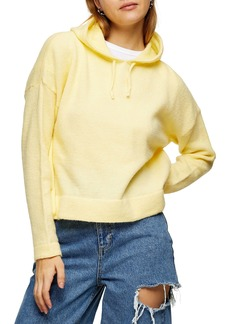 Topshop Hooded Sweater