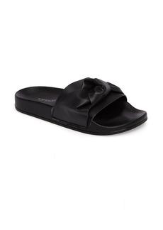 Topshop Hoopla Slide Sandal (Women)