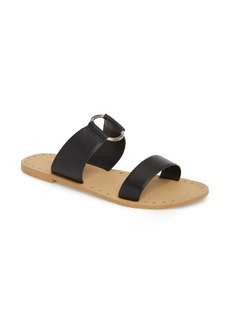 Topshop Hooray Ring Slide Sandal (Women)