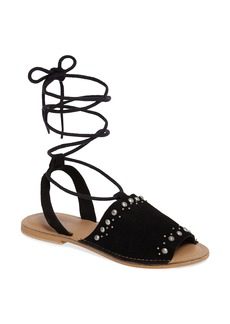 Topshop Hope Lace-Up Sandal (Women)