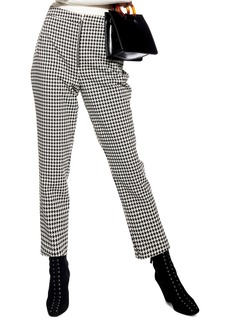 Topshop Houndstooth Trousers