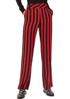 Topshop Humbug Stripe Trousers