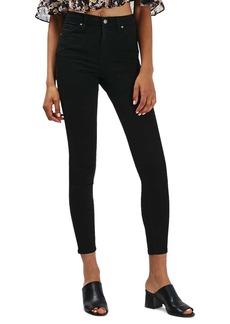 Topshop Jamie High Waist Ankle Grazer Skinny Jeans