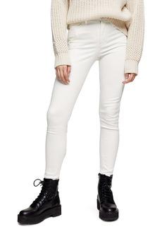 Topshop Jamie High Waist Skinny Jeans (Regular & Petite)