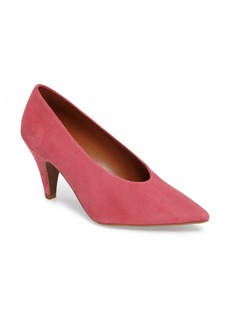 Topshop Jessie Pointy Toe Pump (Women)