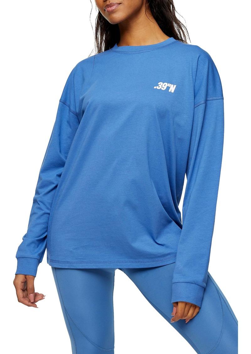 Topshop Jolie Sport T-shirt